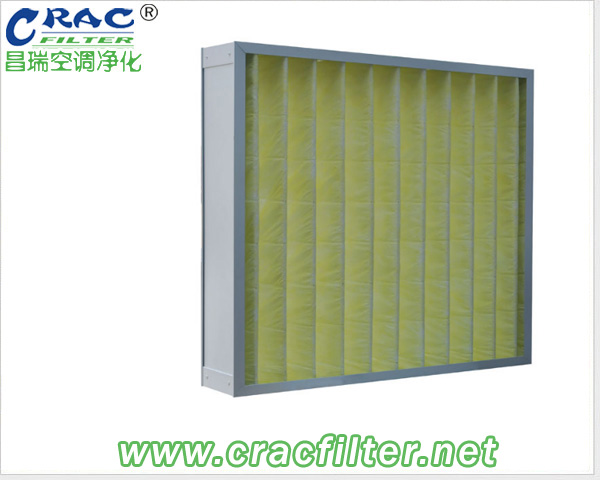 Pleated Medium Air Filter Box