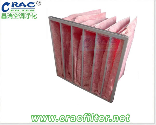 Medium Pocket Air Filter (Glass Fiber)